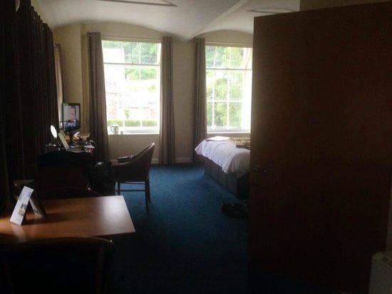 New Lanark Mill Hotel: Room