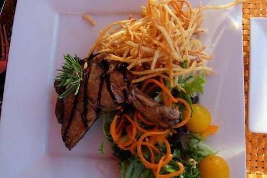 Le Rouge Restaurant : Duck