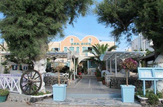 Seaside Beach Hotel: the hotel
