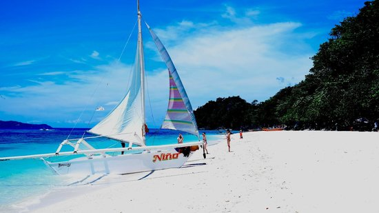 Yapak Beach (Puka Shell Beach): Recommended to visit