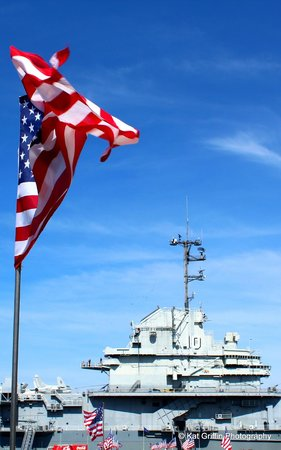 Patriots Point Naval & Maritime Museum: Just had to get this shot