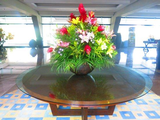 Grand Oasis Cancun: Лобби