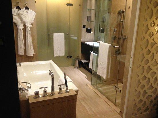 Sofitel Abu Dhabi Corniche : Bathroom