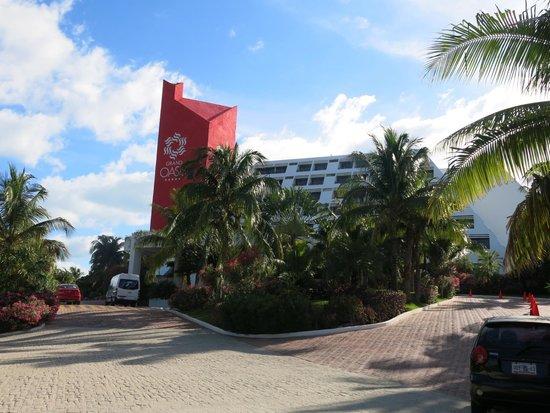Grand Oasis Cancun: отель