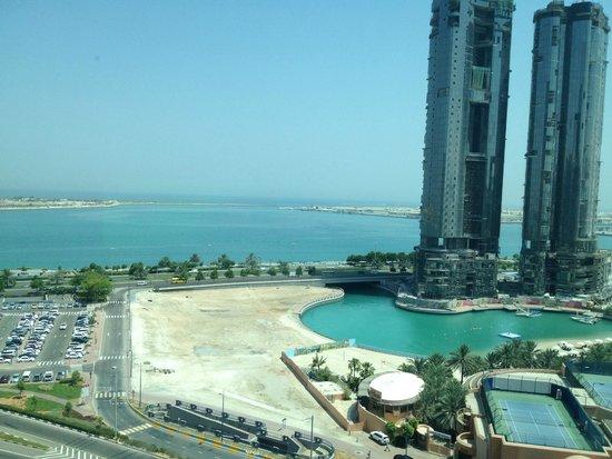 Sofitel Abu Dhabi Corniche: Sea View