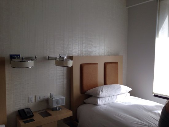 Andaz Wall Street: Zimmer 1501