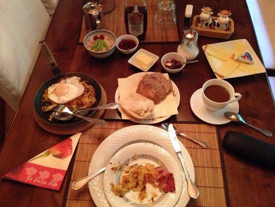 Bed & Breakfast Haus im Loechli