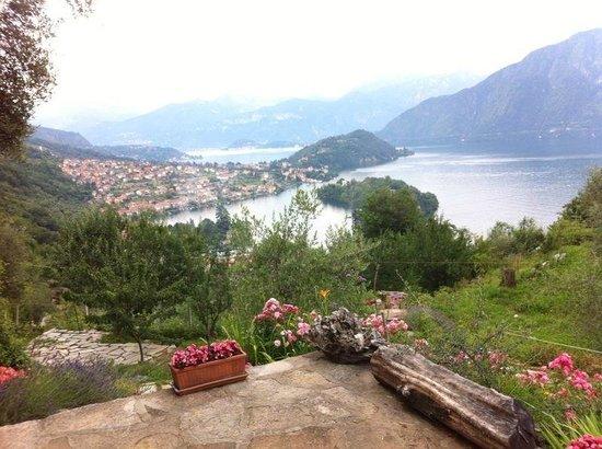 B&B L'Isola Comacina : great view