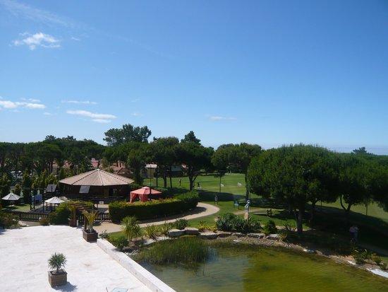 Pestana Vila Sol, Vilamoura: Jardins