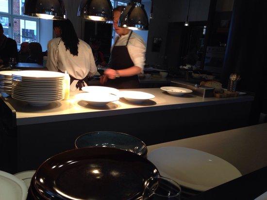3 Pavaru Restorans : Кухня