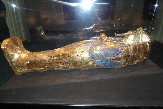 Iberotel Palace: King Tut Museum