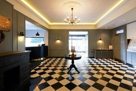 Hotel Ritz Aarhus City: Lobby and reception