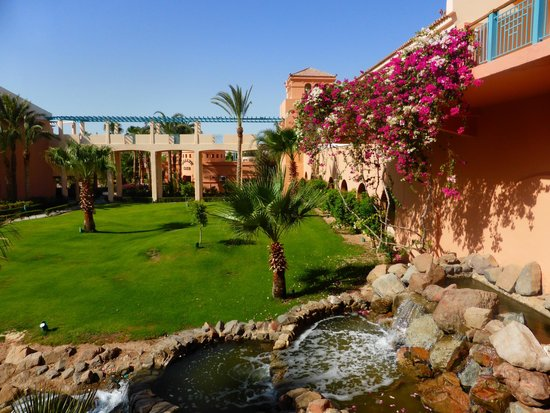 Movenpick Resort & Spa El Gouna: Hotellområde