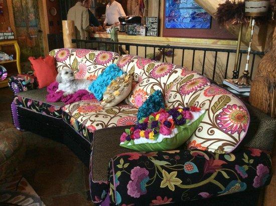 Matanuska Lodge : Lounge
