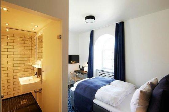 Hotel Ritz Aarhus City: Guest room