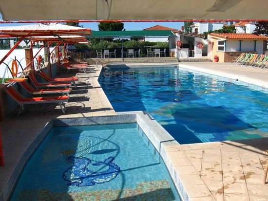 Malemi Organic Hotel: The pool