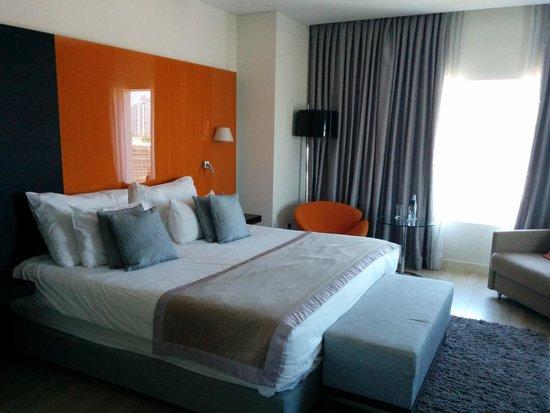 Crowne Plaza Tel Aviv City Center: Suite