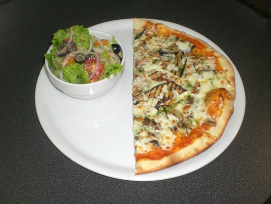 Pizza Fifi: plateau malin avec soda