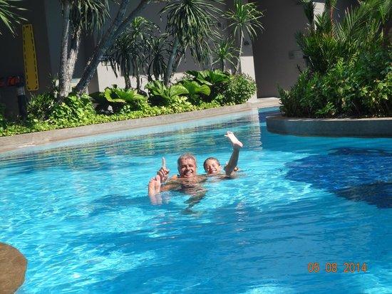 Amari Watergate Bangkok : super sympa un moment de vie dans l'hôtel