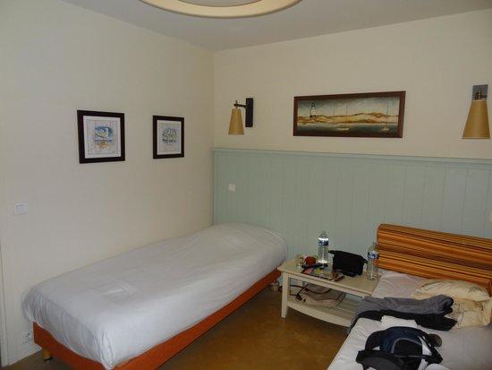 Club Med La Palmyre Atlantique : Chambre enfants dans familiale