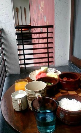 U Chiang Mai: Breakfast