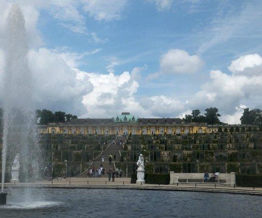 Parque Sanssouci: Sans Souci Palace
