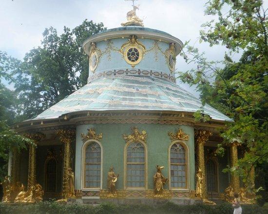 Parque Sanssouci: Chinese House