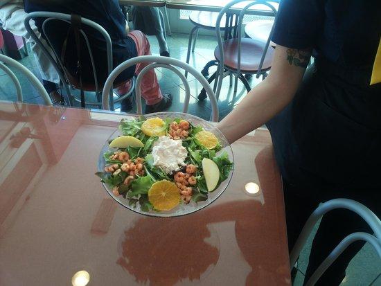 Bar Il Sole: insalata verdemare