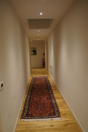 Casa Panvinio: hall
