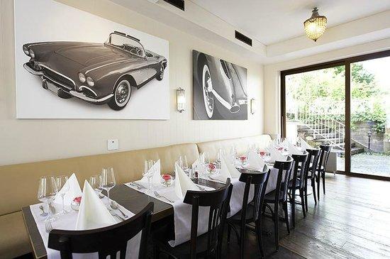 Hotel Neufeld : Restaurant