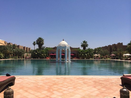 Sahara Palace Marrakech: Pool