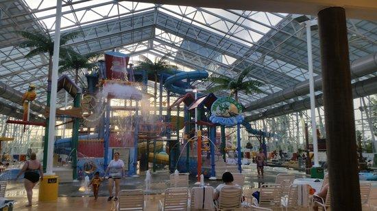 Big Splash Adventure Resort : this is what the park looks like
