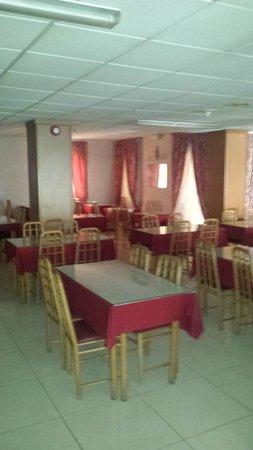 Euroclub Hotel: dining
