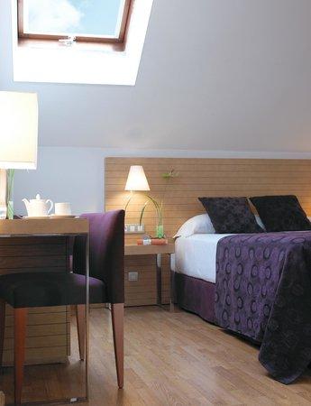 Hesperia Zaragoza: Guest Room