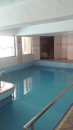 Euroclub Hotel : indoor pool