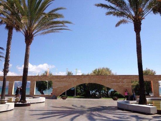 PortBlue Club Pollentia Resort & Spa : Entrée de l'hôtel