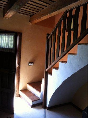 Centro de Turismo Rural  Abejaruco: Interior habitación Nº5