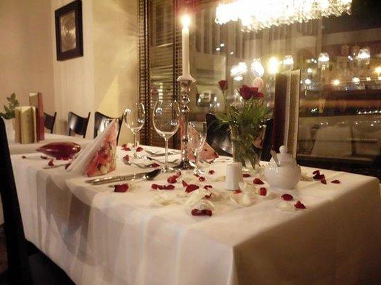 """AKZENT Stadthotel """"Am Goldenen Strauss"""": Restaurant"""