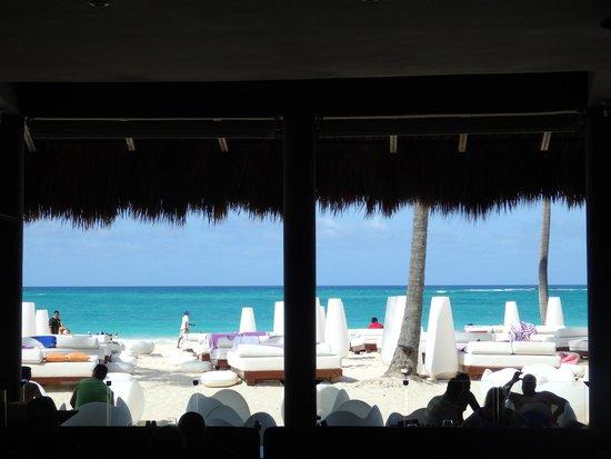 Paradisus Punta Cana : MARAVILLOSAS VISTAS DESDE RESTAURANTE GABI