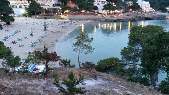 Sandos El Greco Beach Hotel: Cala de Portinatx