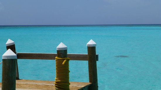 Club Med Columbus Isle : la mer, juste la mer
