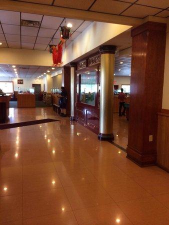 Great Wall Buffet: Lobby