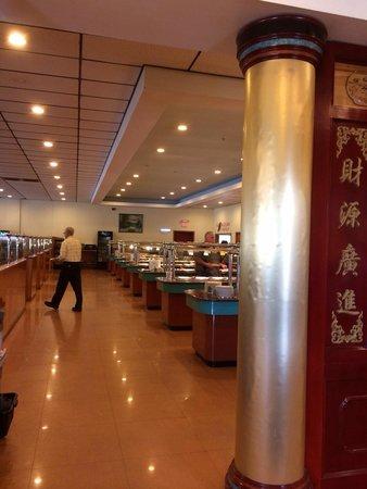 Great Wall Buffet: Huge buffet