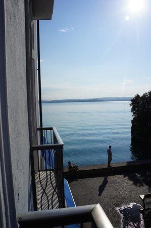 Flaminia Hotel: View 1