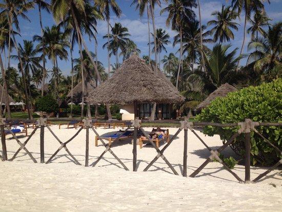 Ocean Paradise Resort & Spa : La plage