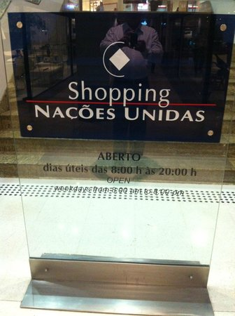 Shopping Nacoes Unidas