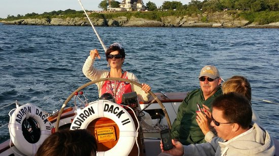 Sunset Cruise with 12 Meter Charters