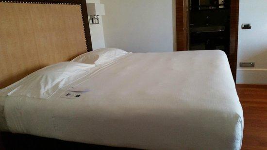 UNA Hotel Roma: Doppelbett