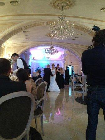 Grand Hotel Continental : свадьба