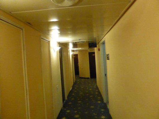 Metropolitan Hotel: Corredor